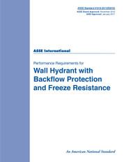 ASSE Standard #1019-2011(R2016)