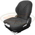 Skid Loader Seat for Bobcat® Case® New Holland® Mustang® John Deere® Gehl®  -  A- 6718862DS  Not Eligible for Free Shipping