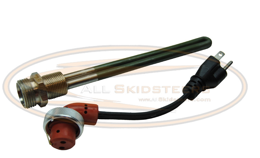 Block Oil Pan Heater Deutz Engine For Bobcat 863 864