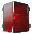 Red Tail Light Assembly for Bobcat® Skid Steer 653 751 753 763 773 7753 853  -  AK- 6703797