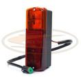 CASE® Skid Steer Rear Tail Light - 177239A2