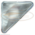 Right Head Light Lens for Bobcat® Skid Steer 751 753 763 773 863 873 883 963 S100 S130 S150 S160 S175 S185 S205 S220 S250 S300 S330 T110 T140 T180 T190 T200 T250 T300 T320 A250 A300  |  Replaces OEM # 6674401