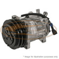 A/C Compressor With Clutch for New Holland® Skid Steers LT185.B LT190.B