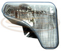 Headlight ( LH ) Assembly for Bobcat® Skid Steer 510 S530 S550 S570 S590 S630 A770, S630 S650 S750 S770 S850 T550 T590 T630 T650 T770 T870  |  Replaces OEM # 7251341