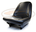 Seat for New Holland® Skid Steer LX985, LX885, LS190, L150, LX465, L185, L565, LS180, L170, LX565, LT190.B, L190, LS190.B, L160, C185, LS185.B, LS170, LT185.B, L865, LS150, LX865, C175, L180, LS160, LS180.B, L140, L465 Not Eligible for Free Shipping