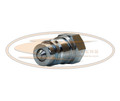 Male Hydraulic Poppet Coupler Attachment Side  -  A- 4005