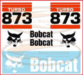873 Decal Sticker Kit for Bobcat® Skid Steers   AK- 6731475-TK