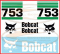 753 Decal Sticker Kit for Bobcat® Skid Steers AK- 6714532-TK