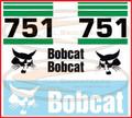 751 Decal Sticker Kit for Bobcat® Skid Steers AK- 6714531-TK