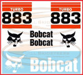 883 Decal Sticker Kit for Bobcat® Skid Steers AK- 6731476-TK