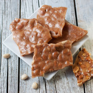 Old Fashion Peanut Brittle - 8oz