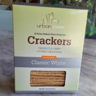Classic White Crackers - 7.5oz