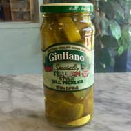 Italian Style Dill Pickles - 16oz