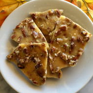 Maple Pecan Brittle - 8oz