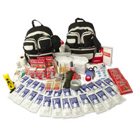 Urban Survival Bug Out Bag 4 Person | Emergency Zone