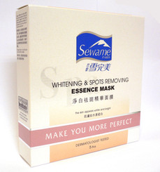 Sewame Paris Whitening & Spots Removing Essence Mask