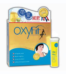 OxyFit ~ France Effervescent Slimming Tablets (36 Pieces)