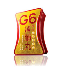 ASANA [Slimming Coach]'s G6 - Newest Version (60 Capsules)G6消腩丸