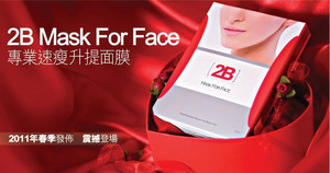 2B Alternative Mask for Face (4 pcs)