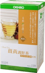 ORIHIRO Ukon Tea (40 Bags)