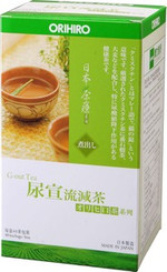 ORIHIRO G-out Tea (40 Bags)