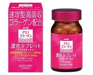 Meiji Amino Collagen Tablets (150 capsules)