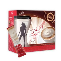SliMor Slimming Collagen Le Cappuccino (7 packs)