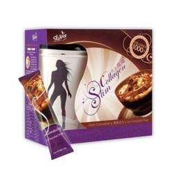 SliMor Slimming Collagen Le Chocolat Noir (7 packs)