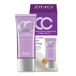 ZINO - Customized Colour-Toning Cream (Collagen Boost CC Cream) (30ml)
