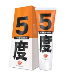 5 Degree Up Lower Thermal Gel (100ml)