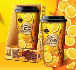 LaGusto Slim Lemon Powder (7 packs)
