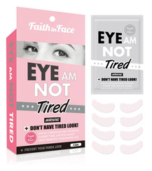 Faith in Face - Eye Am Not Tired (4 pieces)