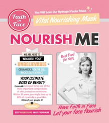 Faith in Face - Nourish Me (3 pieces)
