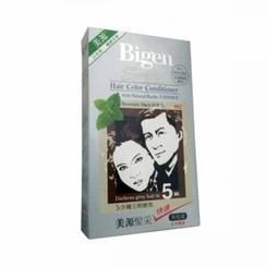 Bigen Hair Color Conditioner (Brownish Black)