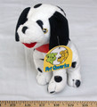 Dalmatian Barking Plush Dog Toy