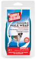 Simple Solution Male Diaper Garment Wrap (Small)