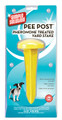 Pee Post Pheromone -Treated Yard Stake