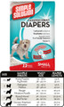 Simple Solution Fashion Disposable Diapers (Small)