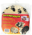 SnuggleSafe Heatpad w/ Pawprint Cover
