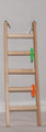 18 Inch Hardwood Bird Ladder