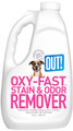 OUT! Oxy Stain & Odor Remover 64 fl. oz./1.85 ml.