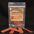Turkey Strips 4 oz Bag - All Natural Jerky