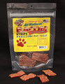 Bacon Strips 3 oz Bag - All Natural Jerky