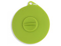Flexible Suction Lid - Neon Green