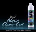 Fritz Pond  Algae Clean Out 8oz bottle