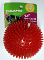 Gnawsome Dental Ball Squeak & Light Chew Toy -- Extra Large