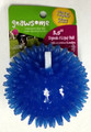 Gnawsome Dental Ball Squeak & Light Chew Toy -- Medium