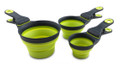 KlipScoop Portion Control  - Small Neon Green