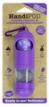 HandiPOD Dispenser with Hand Sanitiser - Purple
