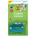 Bags on Board Cushy Dog Waste Pickup Bag Dispenser for Leashes